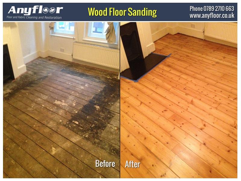 Floor Sanding Testimonial