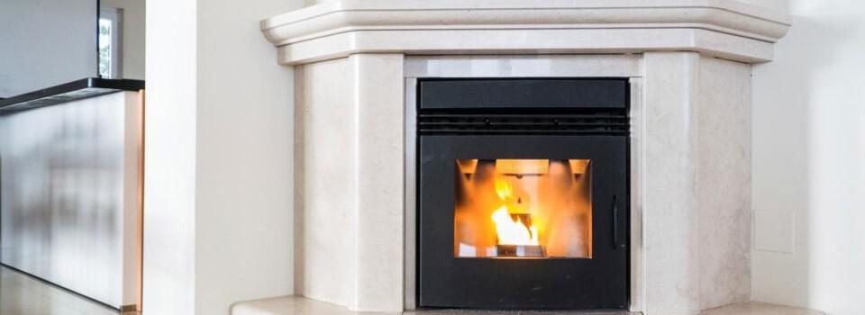 Stone Fireplace Restoration
