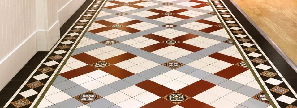 Victorian Tile Restoration